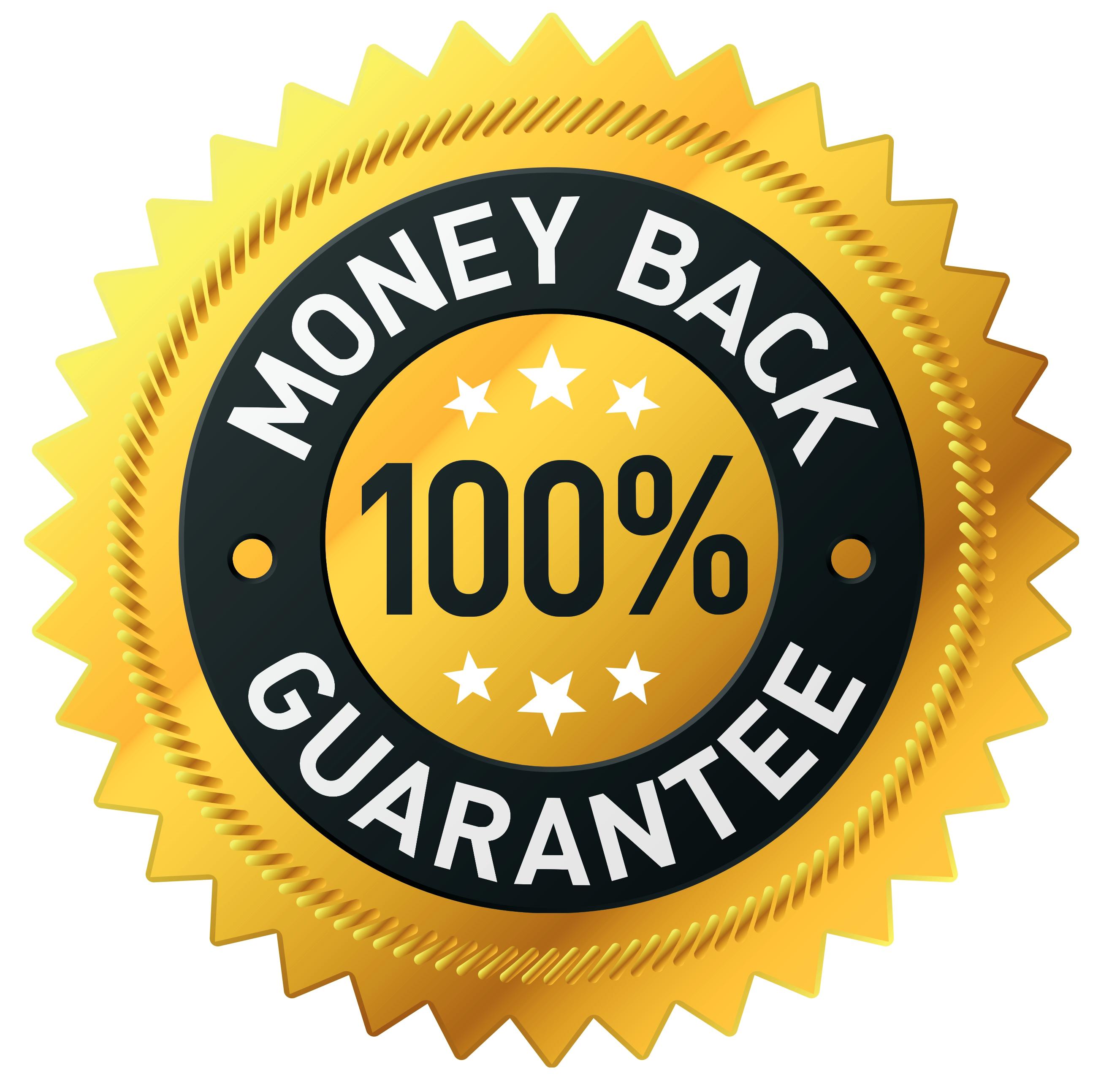 money-back-guarantee